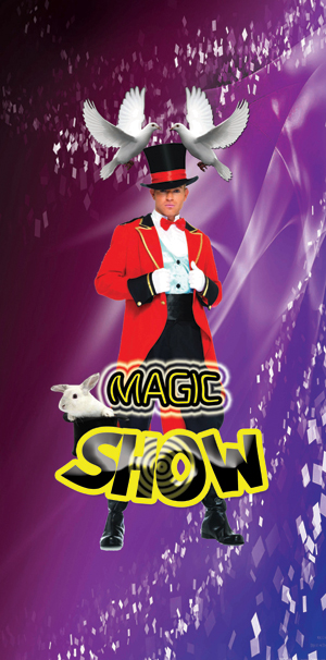 Kids Parties, Balloon Twisting, Magician Gold Coast - The Magic Castle Gold Coast
